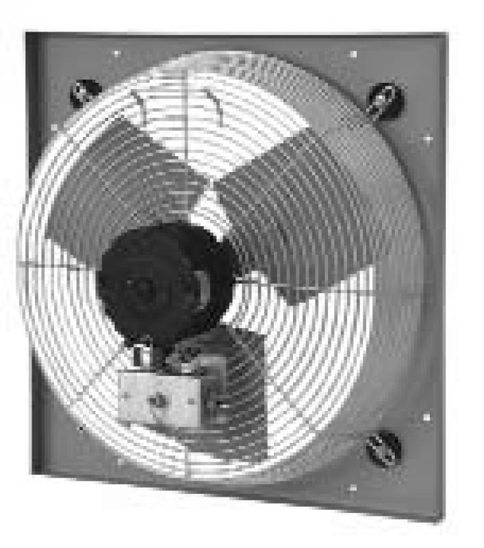 TPI Corp CEDV Series PANEL MOUNTED Industrial Exhaust Fan - Industrial bathroom fan