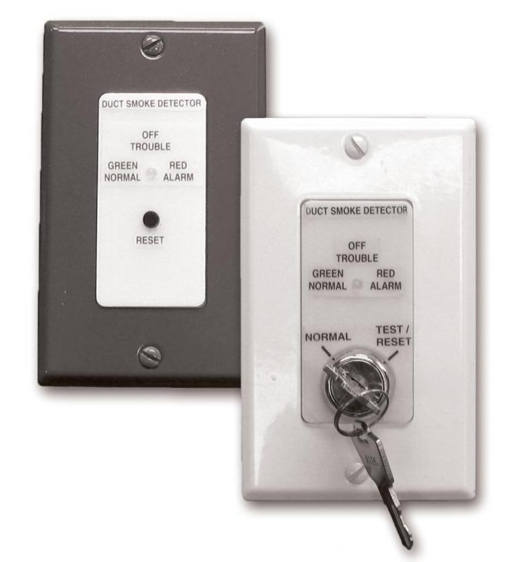 Duct Smoke Detector Remote Operating Indicators Amp Test