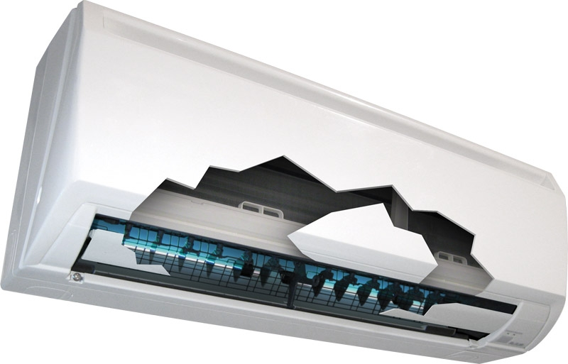 Mold In Ac Vents >> Fresh-Aire MINI UV LIGHT System
