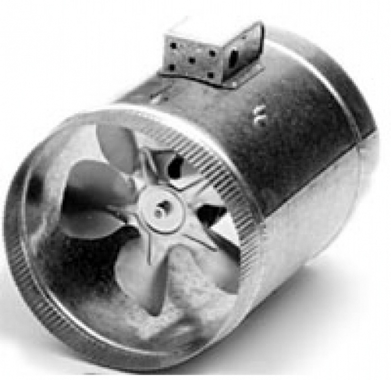 IN LINE DUCT BOOSTER FAN 6 Thru 14 Duct