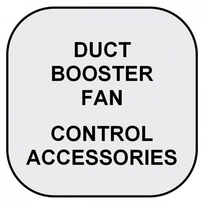 Speed Controllers Amp Air Switches Duct Booster Fans