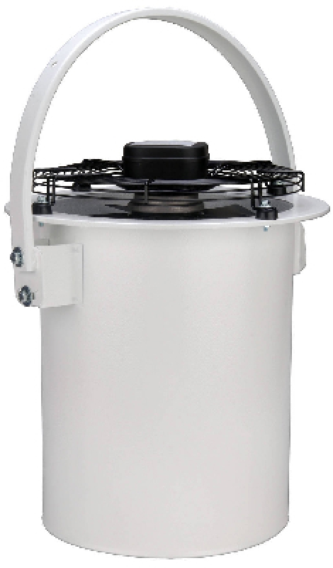 Continental Fan Bucket Ceiling Destratification Fan