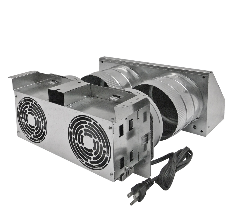Tjernlund X2R XCHANGER BASEMENT CRAWL SPACE Ventilation Fan