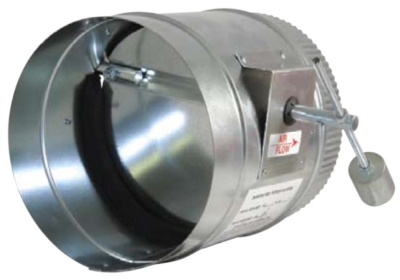 By Pass Duct Dampers Relieve Zoning Duct Pressures