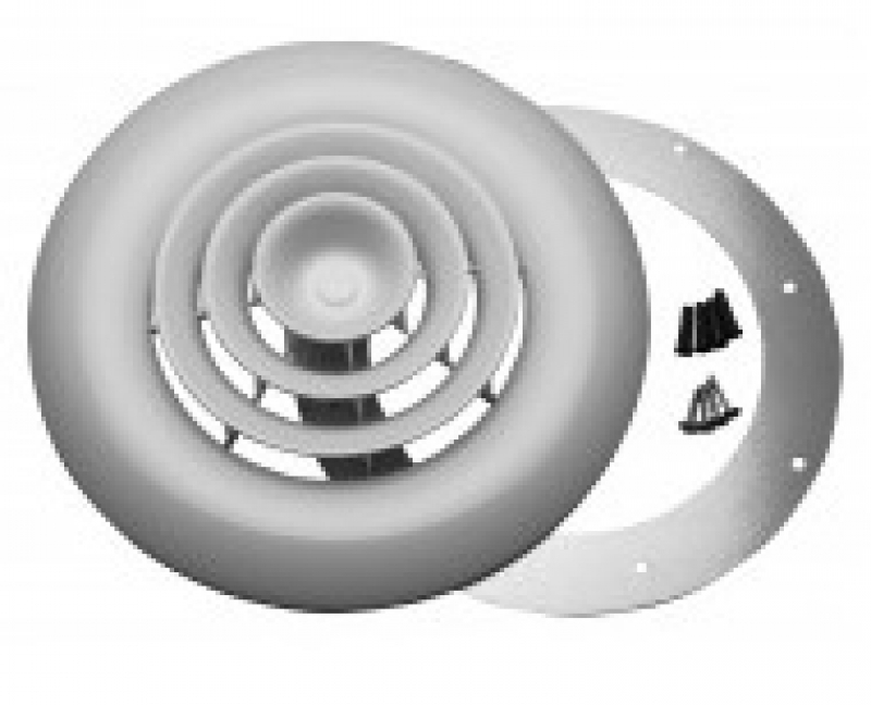 Magnetic Ceiling Diffuser Retro Fit Kit