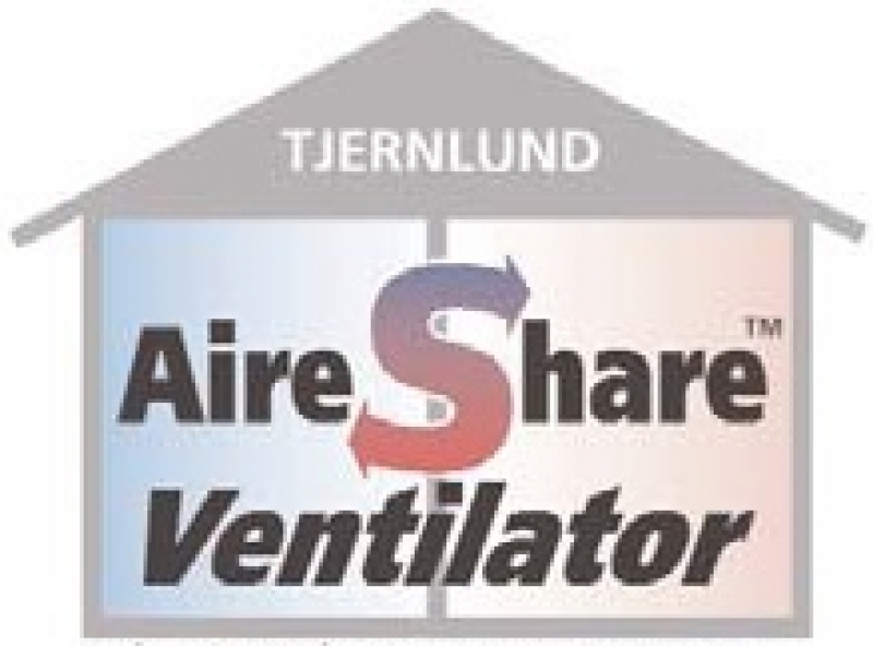 Tjernlund Aireshare Transfer Fan Wireless Controls