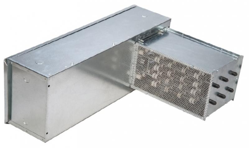 Tutco Single Duct Vav Reheat Electric Heater