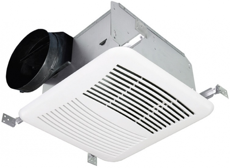 SP HUMIDITY SENSING High Efficiency DC MOTOR Bath Fan - Bathroom fan price
