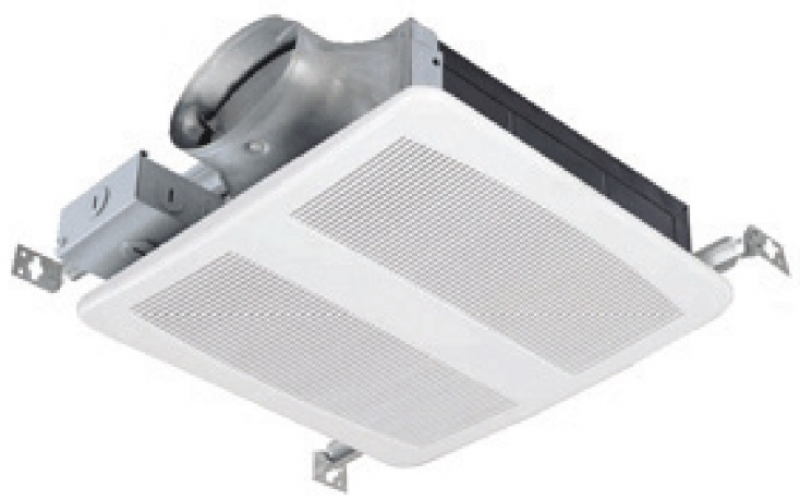 S Amp P Low Profile Bathroom Fan Wall Or Ceiling