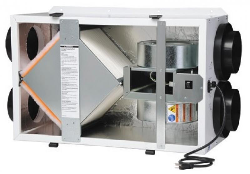 Soler Amp Palau Tr130 Energy Recovery Renewaire Ventilator