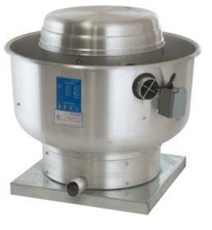 Flo Aire Roof Wall Exhaust Fan Upblast Direct Drive