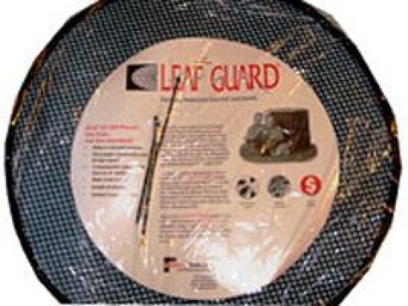 Leaf Guard Air Conditioner Condenser Top Filter