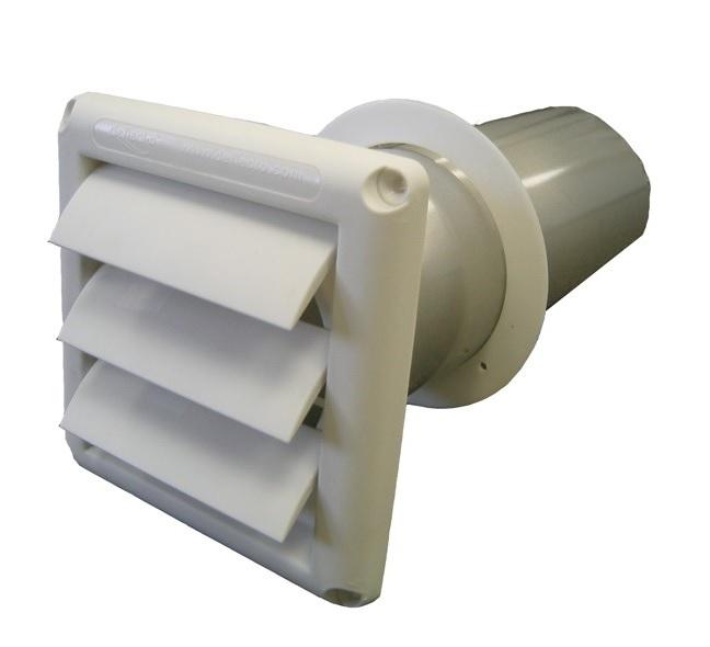 In Line Duct Fan Installation Accessories