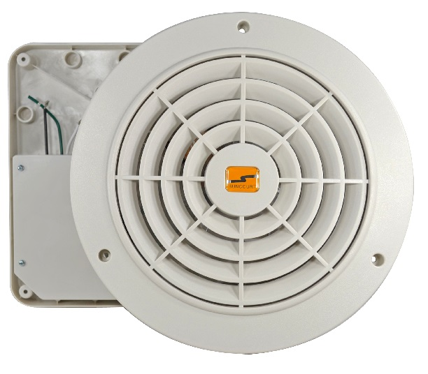 Suncourt Tw208p Thruwall Room To Room Air Transfer Fan