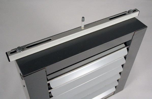 Unit Heater Flush Swivel Mount Bracket Qswi 4000