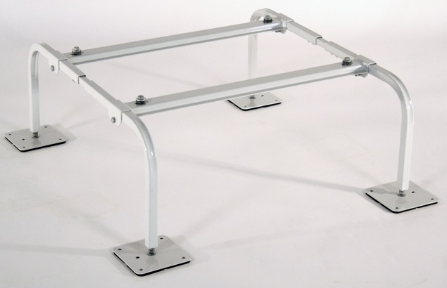 Dual Zone Mini Split Ac Condenser Stand 3 Sizes