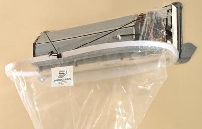 Mini Split Evaporator Bib Cleaning Kit