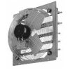 TPI Corp CE-DS Series SHUTTER MOUNTED Industrial Exhaust Fan