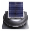 SOLAR POWERED Attic Roof Fan PANEL MOUNTED