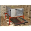 AIR HANDLER / FURNACE Floor Stand QSTD-1000