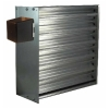 "SPRING RETURN Opposed Blade Louver Damper / 20""-24"" Sizes"