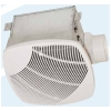 Bathroom Exhaust Fan with CEILING RADIATION DAMPER