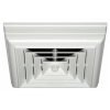 "DESIGNER 4- Way Square Ceiling Diffuser  6""-7""-8"" Duct"
