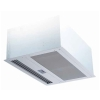 High Capacity RECESSED CEILING Air Curtain 208-240V Single Phase HEATED